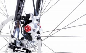 da Vinci Cycles with Wound Up carbon fork