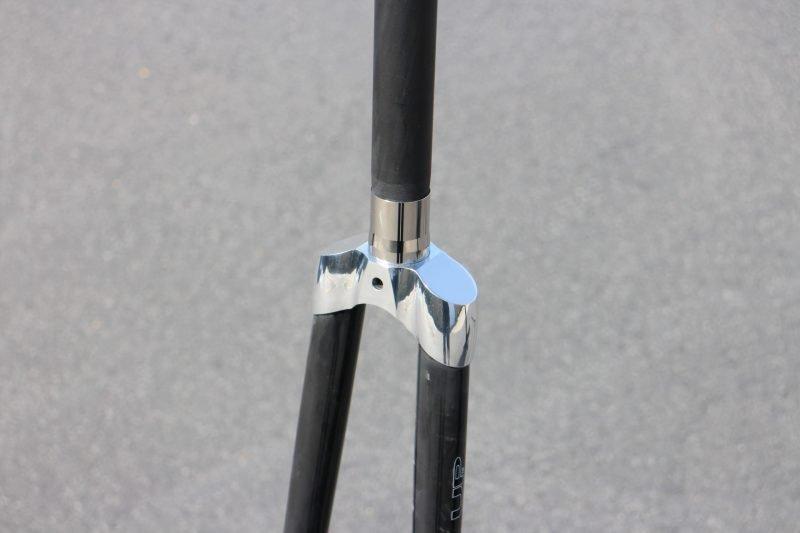 "Road X 1-1/8"" Carbon Bike Fork Crown"