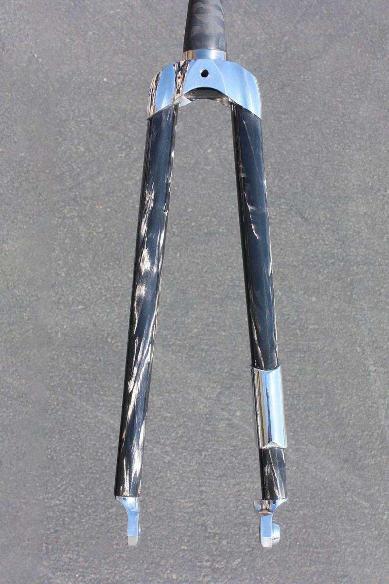 TST Gravel X Thru Axle Carbon Bike Fork
