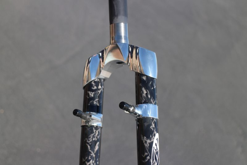 Tandem Duo Canto Carbon Bike Fork brakes