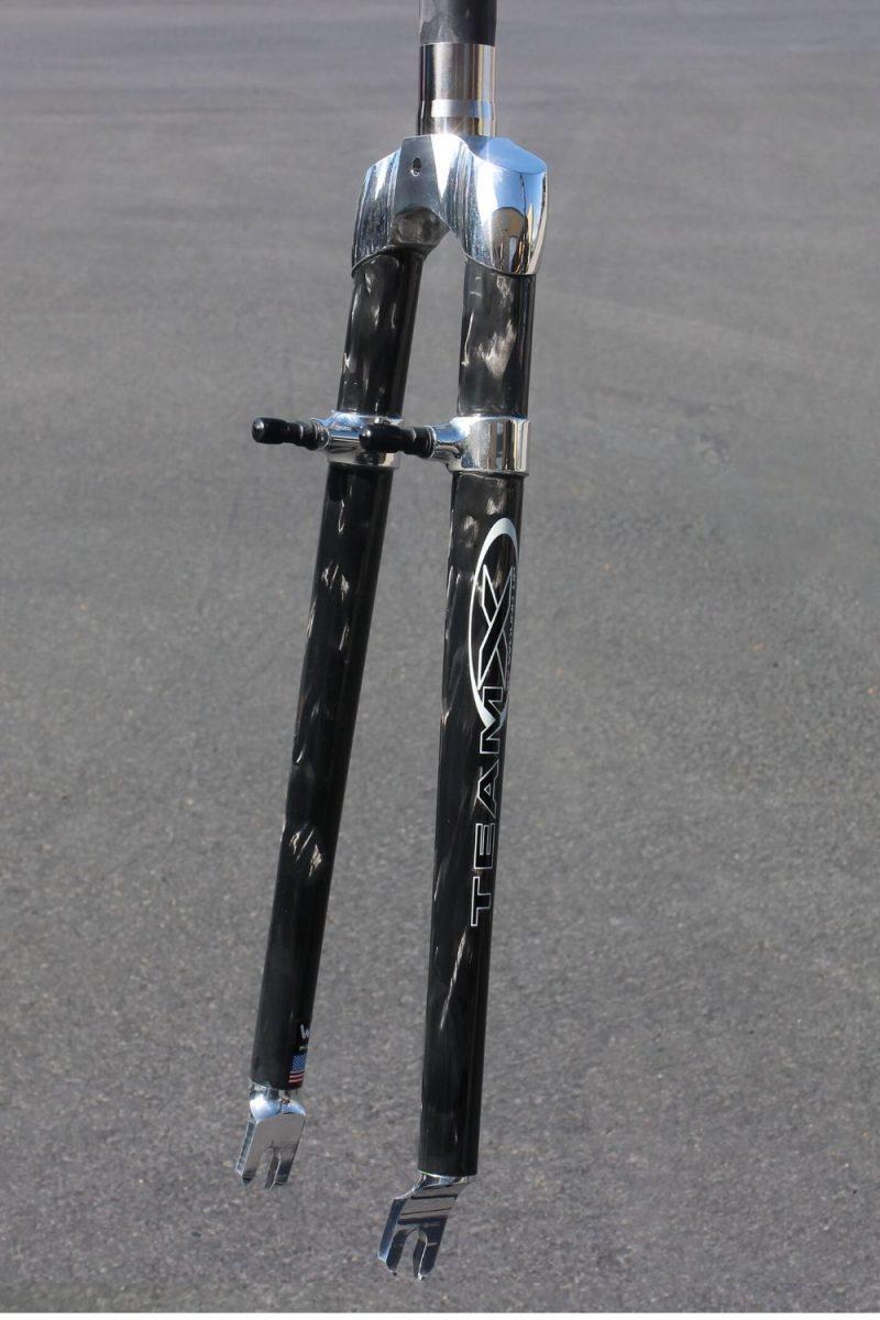 Team X Cross Carbon Bike Fork