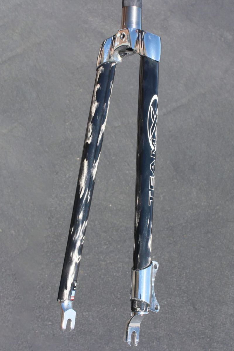 Team X Cross Disc Carbon bike Fork